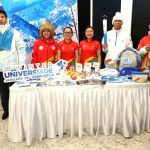 "The main attributes of the Universiade-2017 are presented at ""Almaty – Golden Cradle of Independence"" exhibition"