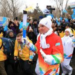 What you should know about the torch relay of the Universiade-2017